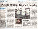 Chiarimento a Borrello (Pd)