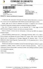2013-11-22 risposta del comune bandi affitto