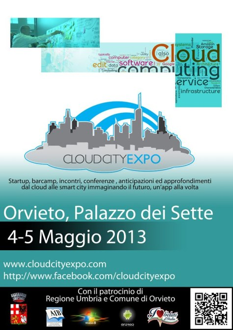Locandina Cloud City