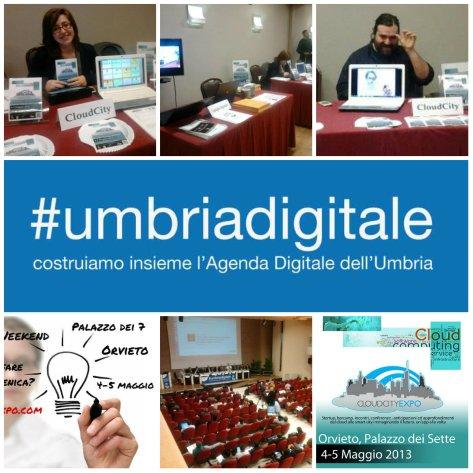 Partecipazione ad Umbria Digitale