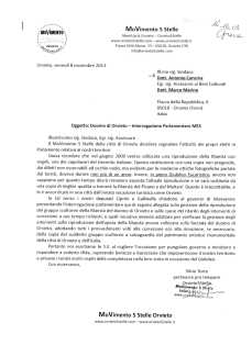 comune orvieto 2013-11-08 interrogazione parlamentare maestà con angeli del pisano (duomo di Orvieto)