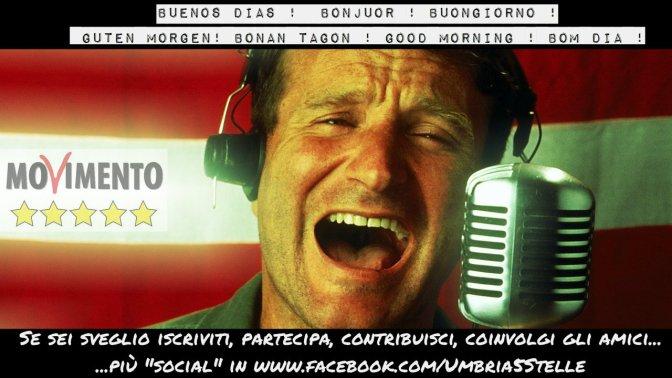 Verso l'Umbria a 5 Stelle