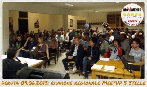 orvieto in riunione regionale
