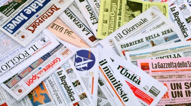 Galleria articoli giornali