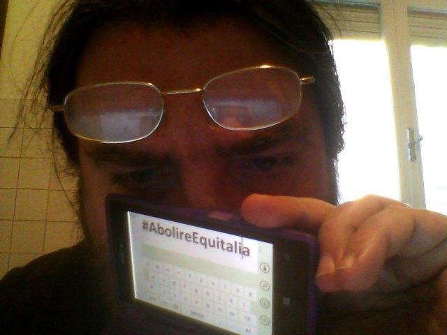 #AbolirEquitalia