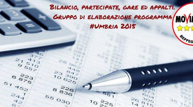 L'impegno sul programma per le regionali 2015