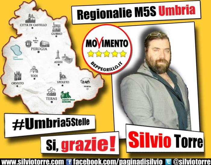 regionalie Umbria: Silvio Torre