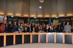 Europarlamento: Portavoce ed Attivisti della regione Umbria pronti per il primo confronto Europa Territori, voluto da Laura Agea (Portavoce Eurodeputato M5S - EFDD)