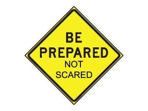 worst case scenario be prepared