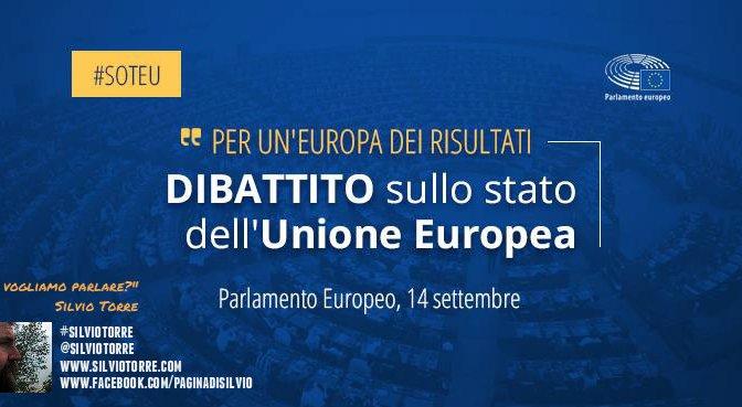 Lo Stato dell'Unione 2016: #Soteu