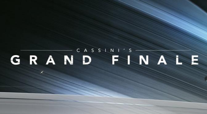 CASSINI Gran Finale