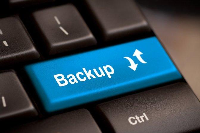 Giornata mondiale del Backup 2019