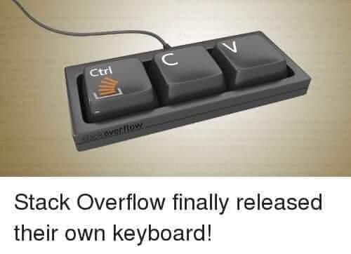 Stack overflow programming era