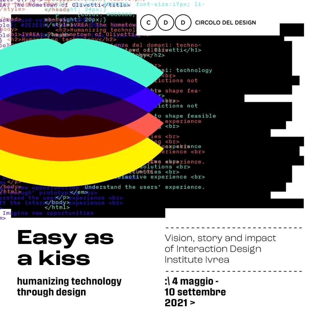 Vision, story and impact of interaction design institute Ivrea